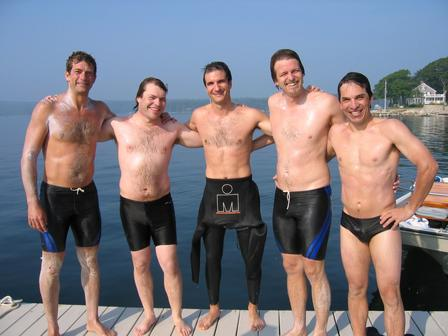 2004 swimmers