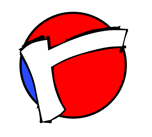 a proposed racket logo